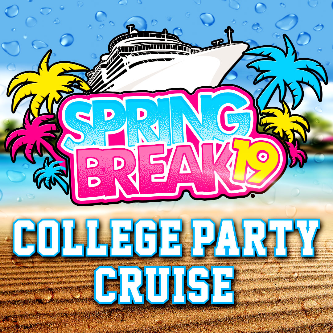 College Party Cruise 2019: Week 2